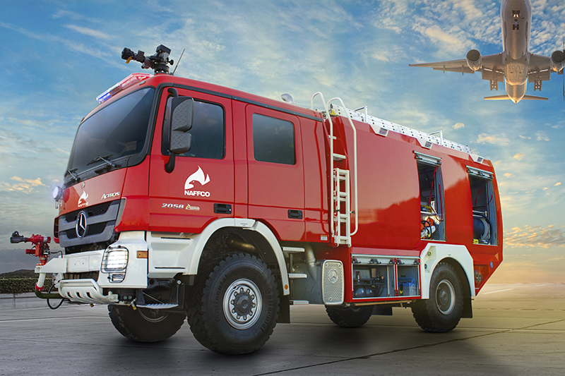 Airport Rescue And Firefighting Vehicles Arff Vehicles