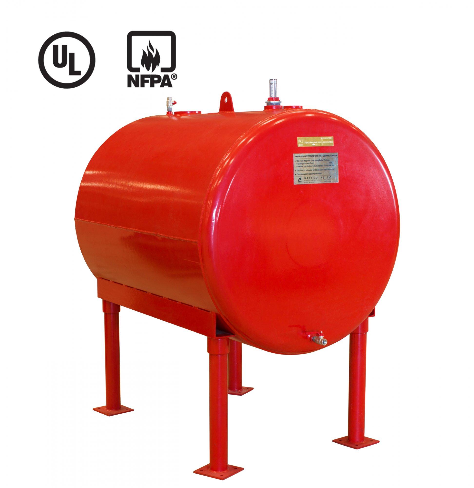 Certified Fuel Tank