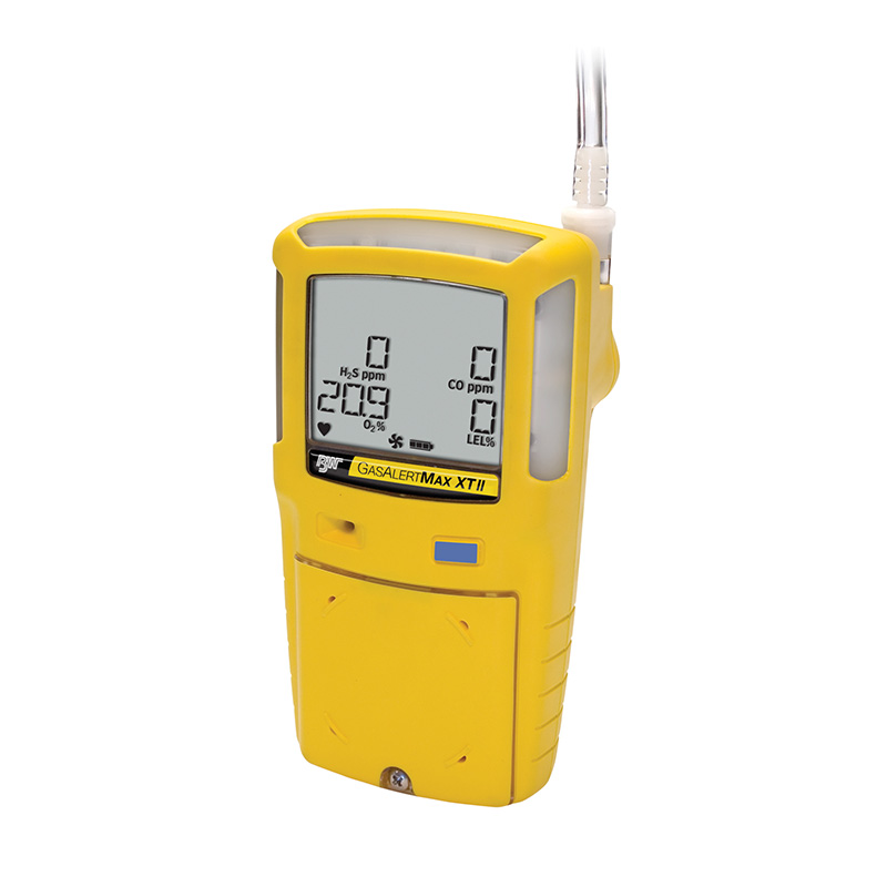 Multi Gas Detector 4 Gases