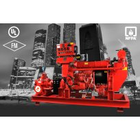 UL Listed Fire Pumps & Controllers Suppliers & Sales | NAFFCO FZCO
