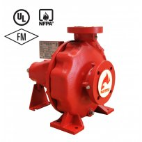 Certified End Suction Fire Pump