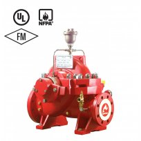 NAFFCO - UL Certified Diesel Engine Fire Pumps Manufacturers