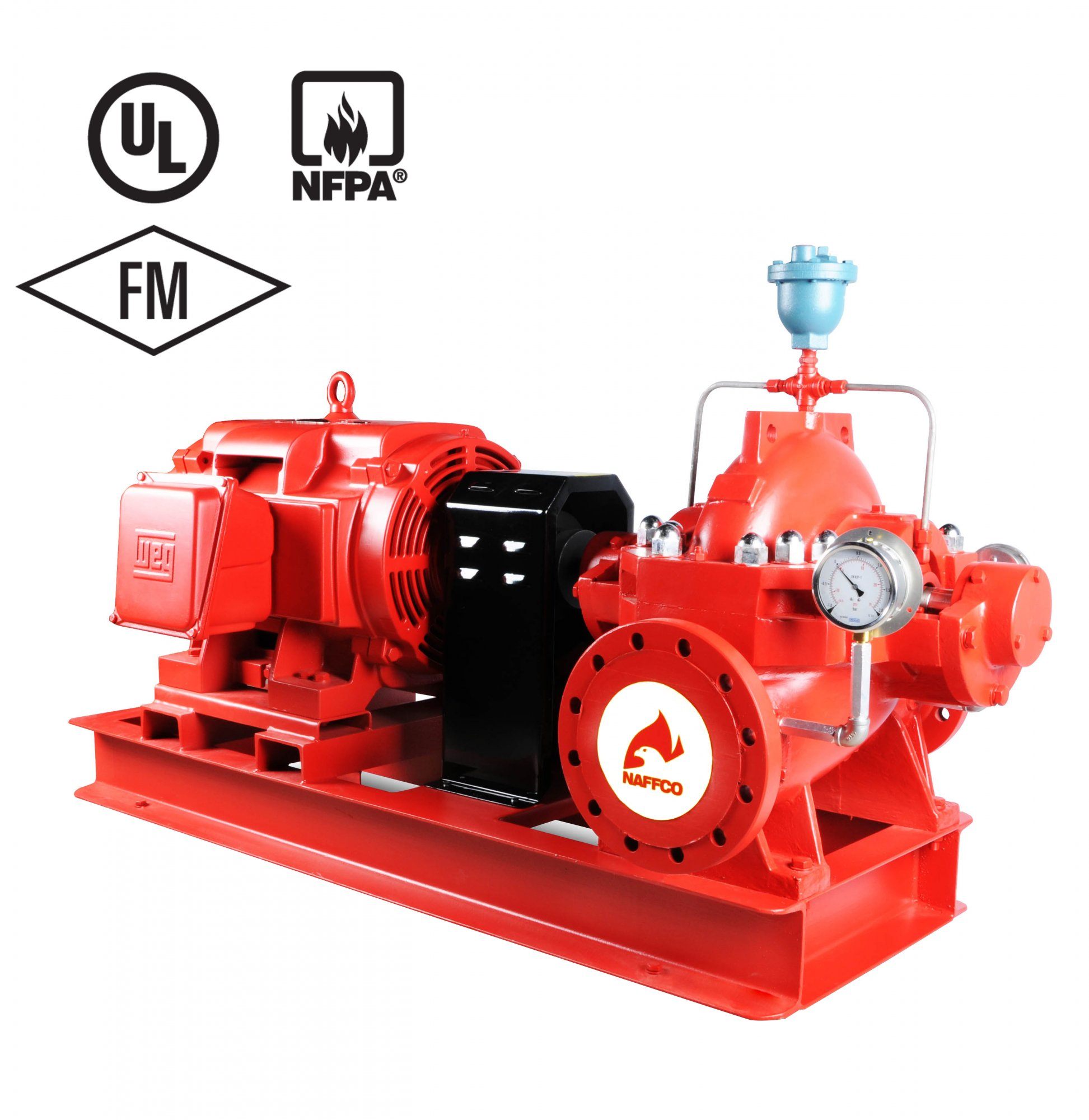 Certified Horizontal Split Case Fire Pump | Manufacturers and