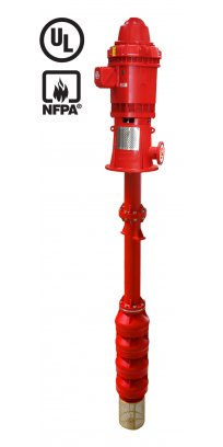 NAFFCO - UL Certified Diesel Engine Fire Pumps Manufacturers