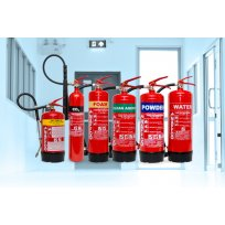 Fire Fighting Equipment, Extinguisher Manufacturers
