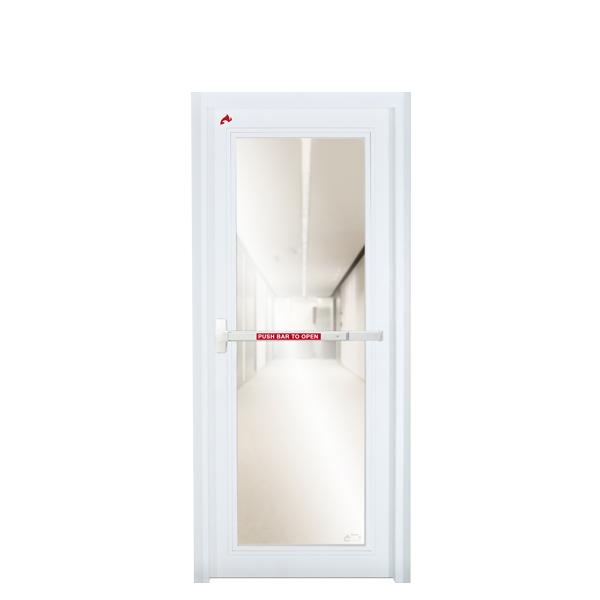 Fully Glazed Doors · Fully Glazed Doors