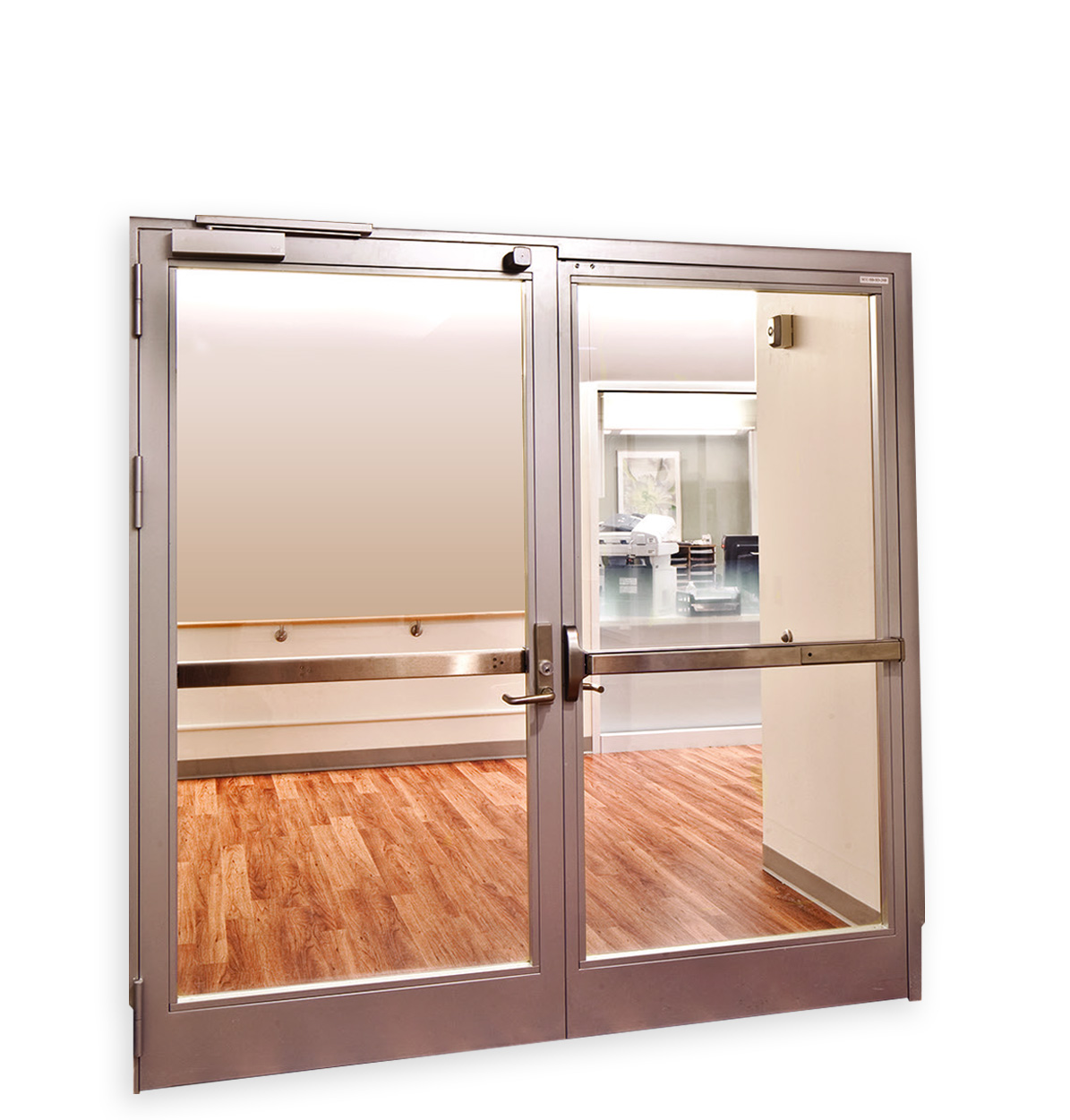 Glazed fire doors superb 90 minute fire rated door naffco - What is a fire rated door ...