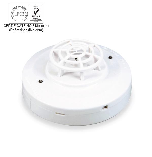 D tecteur de chaleur conventionnel d c402 for Detecteur chaleur