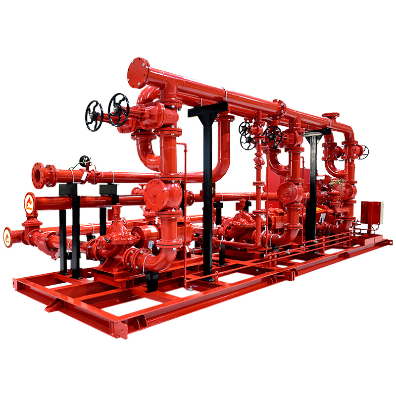 Fire Pump Room Design