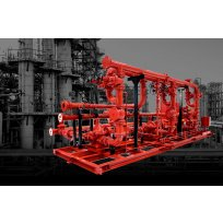 Industrial Packaged Fire Pump Sets