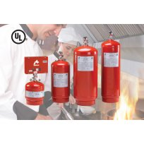 Wet Chemical Fire Suppression System