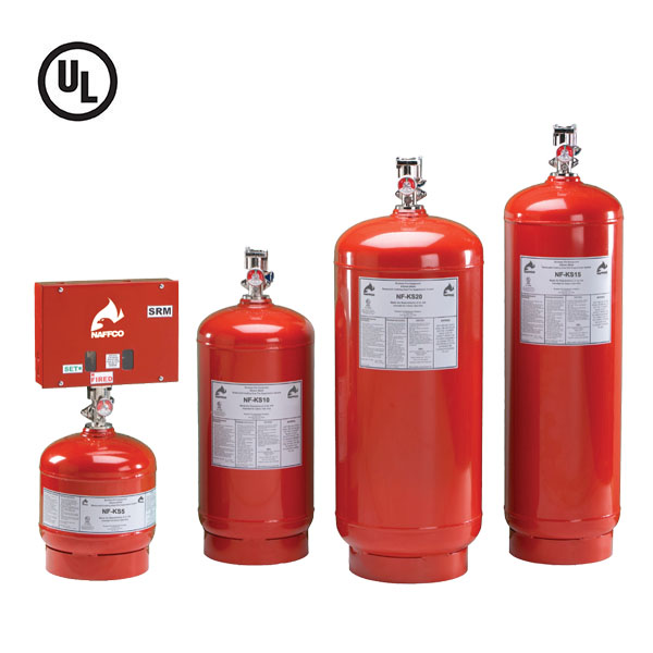 Kitchen Hood Wet Chemical Fire Suppression System