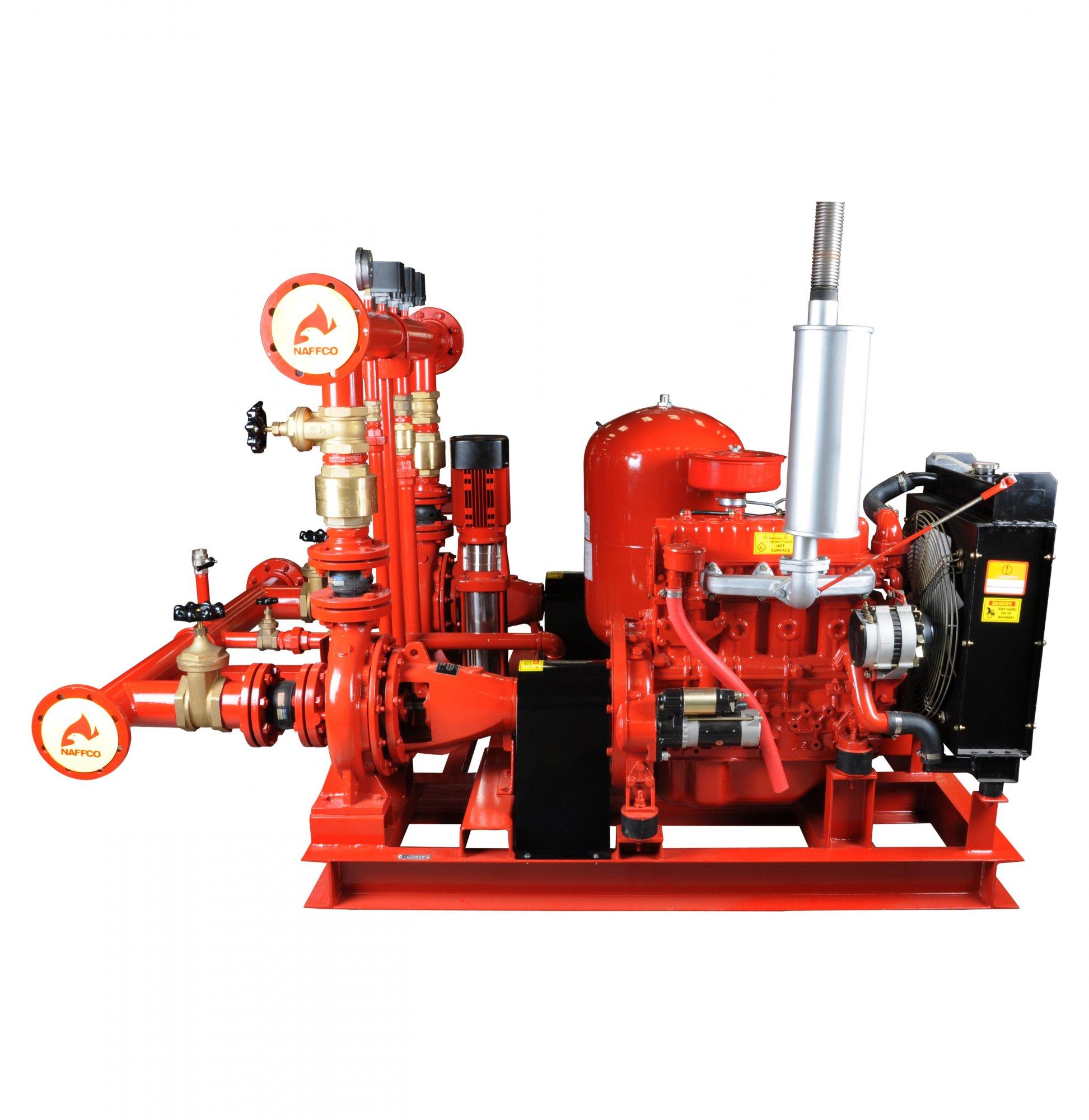 Nps Series Fire Pump Set