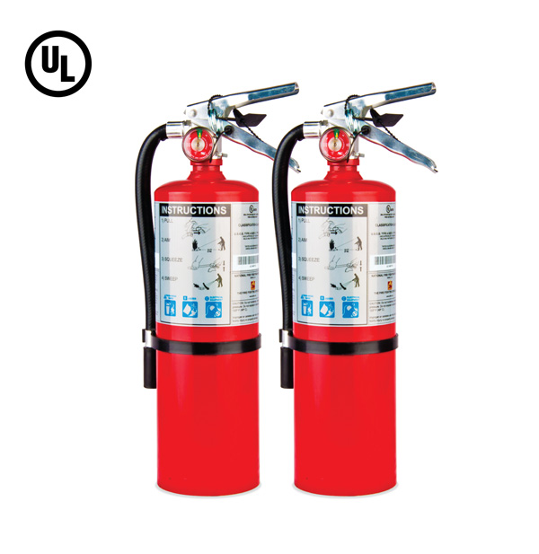 Portable Fire Suppression Equipment : Portable dry powder abc fire extinguishers ul listed