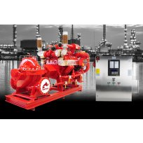 Sea Water Packaged Fire Pump Sets