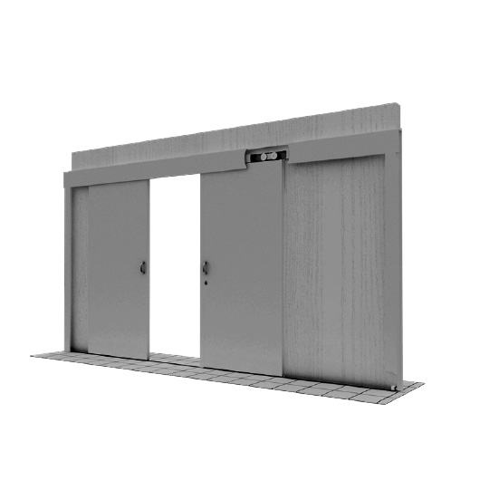 Sliding doors wide selection of fire rated entry