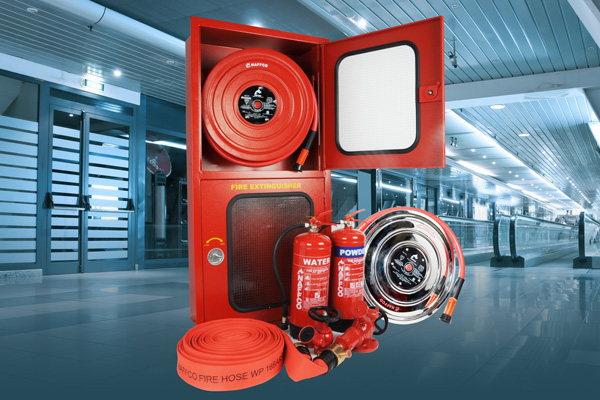 Oil Gas Power And Industrial Sector Fire Protection